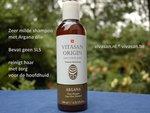 Vitasan Origin Argana Glans shampoo 200ml Vivasan