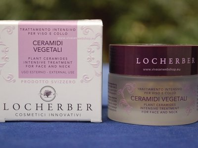 Locherber Ceramidi Vegetali 20 caps. 6,8g (uitwendig gebruik)