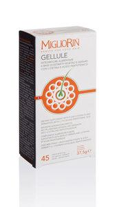 Migliorin-capsules versterken het haar en de nagels