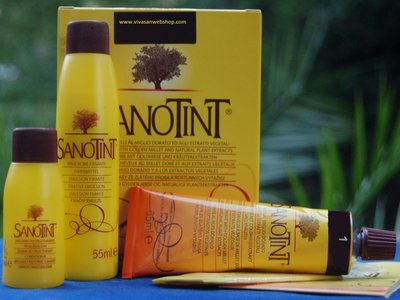 Sanotint Classic haarverf Lichtbruin nr. 4