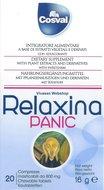 Relaxina Panic  biedt psychische en fysieke ontspanning