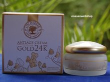 GOLD 24K Antiage Creme Locherber