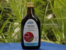 Vivasan Thymusan drank lucht op.