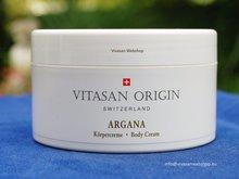 Argana lichaamscrème voor de zeer droge huid