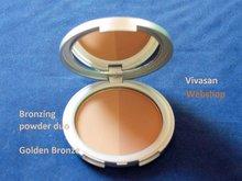 Locherber Bronzing Powder Goud en Brons SPF 15