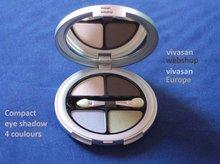 Locherber Compact Oogschaduw  4 kleuren (EC1)