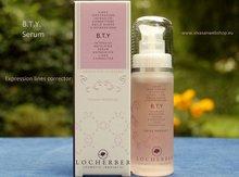 Locherber B.T.Y. serum is een intensief huidversterkend serum